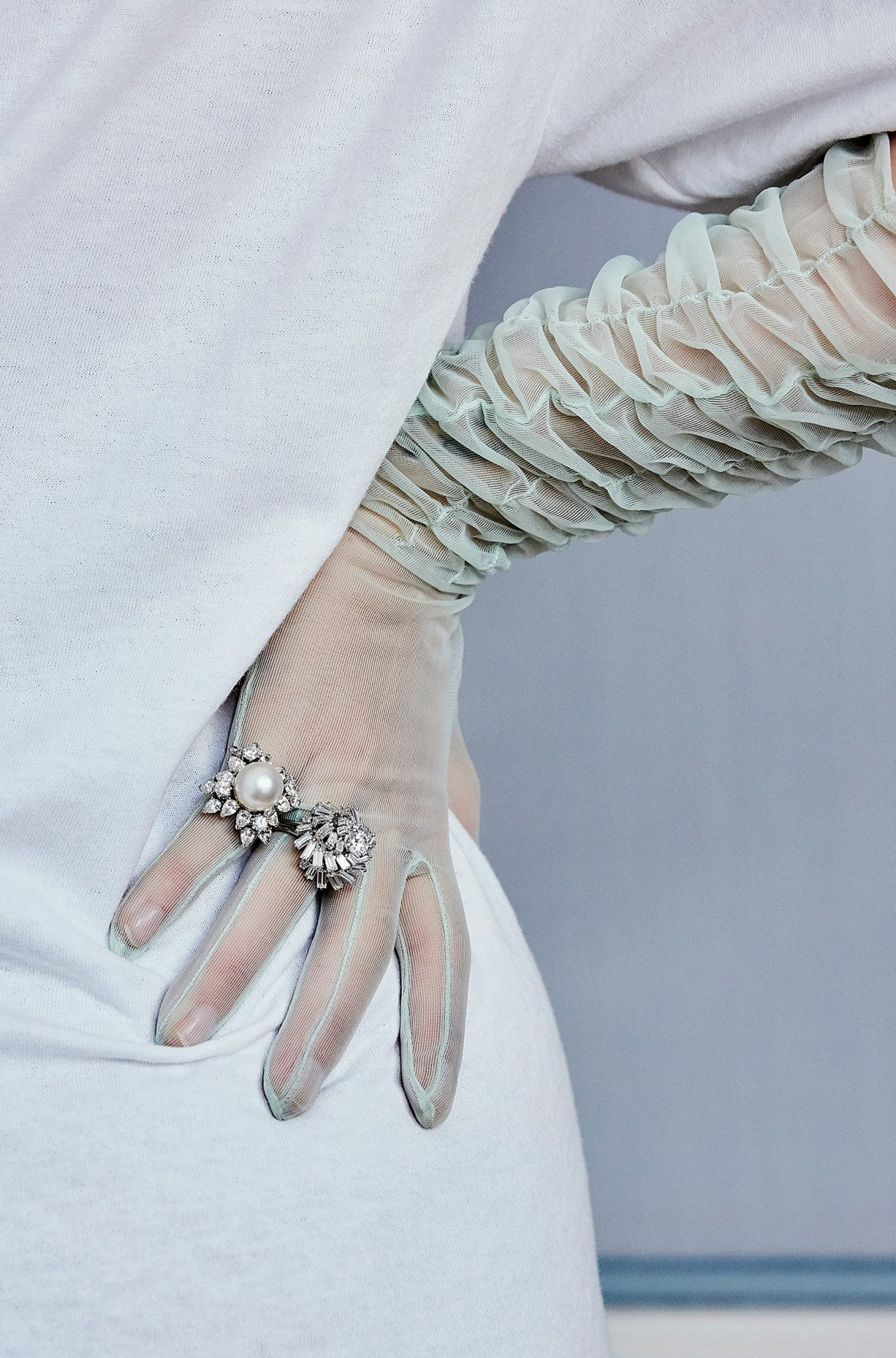 pearl ring editorial fashion photographer